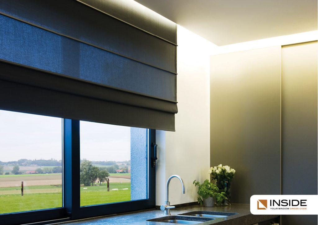 Raamdecoratie gordijnen - Window Decoration